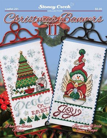 Stoney Creek -291- Christmas banners II