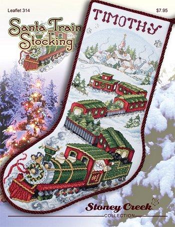 Stoney Creek -314- Santa train stocking