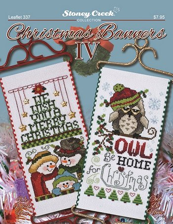 Stoney Creek -337- Christmas banners IV