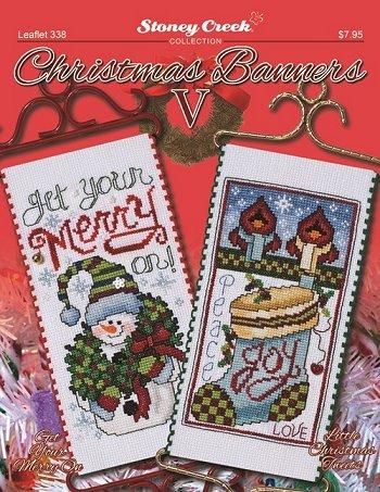 Stoney Creek -338- Christmas banners V