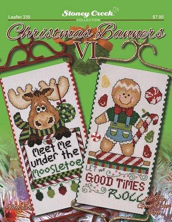 Stoney Creek -339- Christmas banners VI