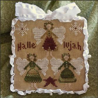 Hallelujuh by Little House Needleworks