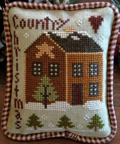 Country Christmas by Little House Needleworks