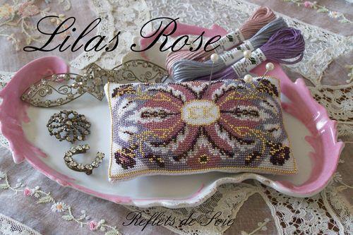 Reflets de Soie Lila's Rose