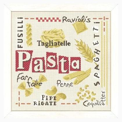Pasta by Lili Points
