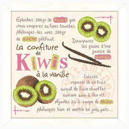 Confiture de Kiwis by Lili Points