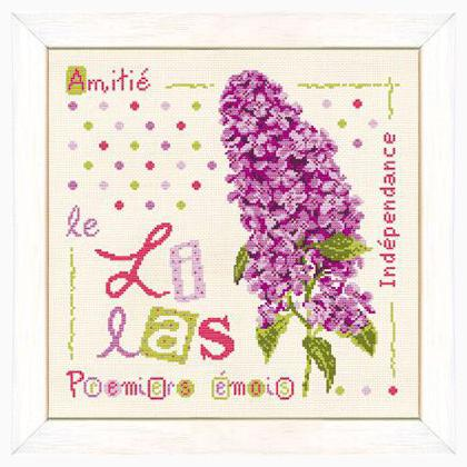Le Lilas by Lili Points