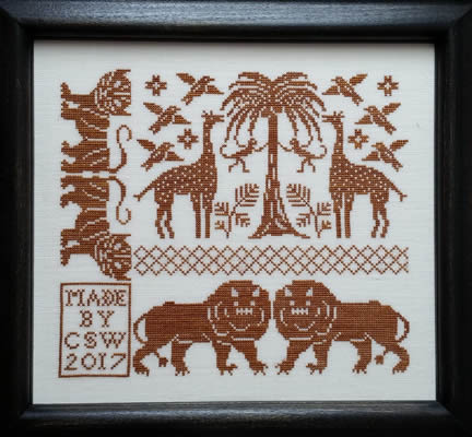 Carolina House Designs Lions and Tigers