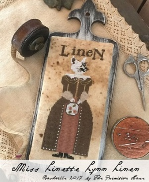 The Primitive Hare Miss Linette Lynn Linen