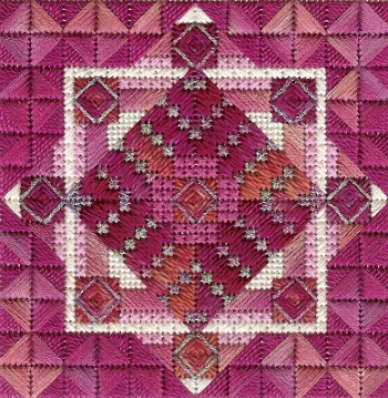 Color Delights-Magenta by Needle Delights Originals
