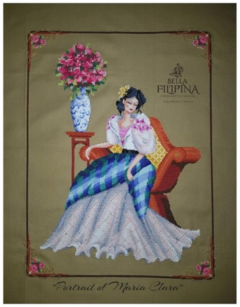 Maria Clara by Bella Filipina