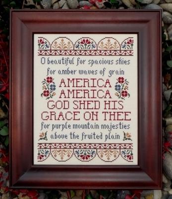 My Big Toe America the Beautiful