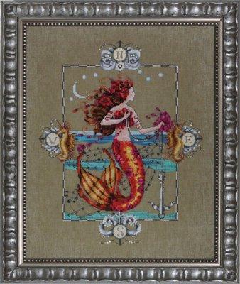 Gypsy Mermaid-MD126 by Mirabilia