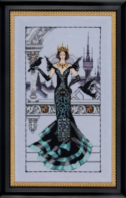 The raven queen,MD139,Mirabilia