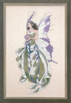 July's Amethyst Fairy-MD59-Mirabilia