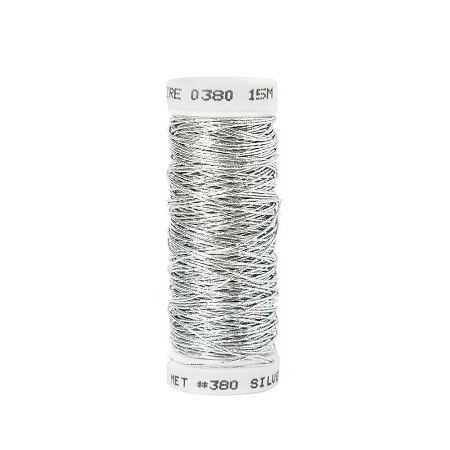 Silver Wire #380,MET-0380