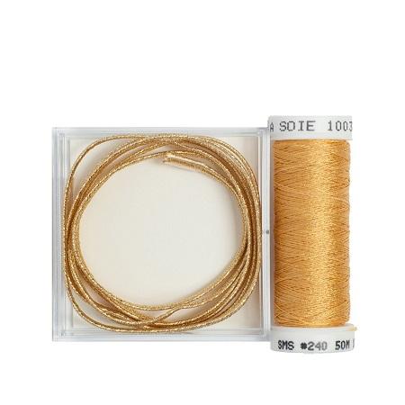 Russia Braid Gold MET-3109