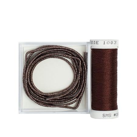 Russia Braid Gothic copper,MET-3143
