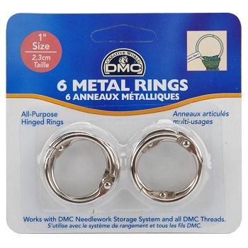 Metal Rings 1 by DMC