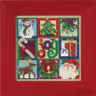 Joy of Christmas,MH145301 by Mill Hill