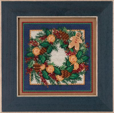Spiced wreath,MH145304 by Mill Hill