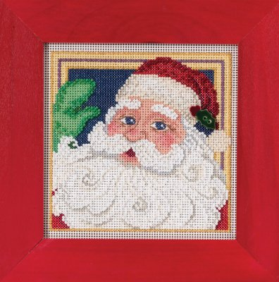 Jolly St. Nick,MH145306 by Mill Hill