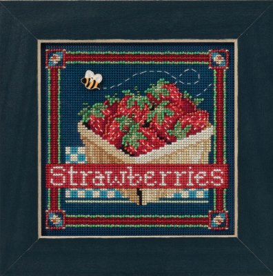 Strawberries,MH141613,Mill Hill