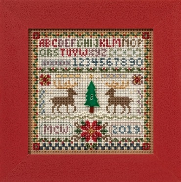 Holiday sampler,MH141633,Mill Hill