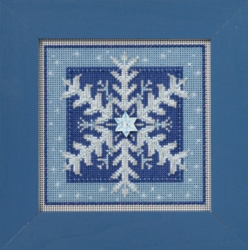 Crystal snowflake,MH141635,Mill Hill