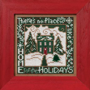 Home for the holidays-MH142301- by Mill Hill