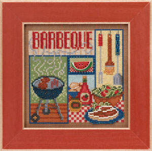 Barbeque,MH143106, by Mill Hill
