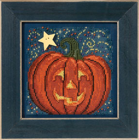 Midnight Pumpkin-MH143206- by Mill Hill