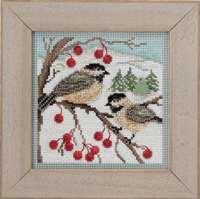 Chickadees-MH143303- by Mill Hill