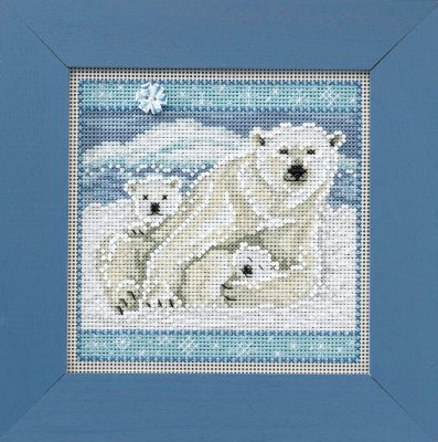 Polar bears,MH144305,Mill Hill