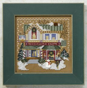 Needlework shoppe-MH148302- by Mill Hill
