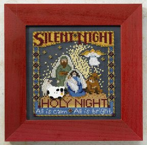 Silent night-MH148304- by Mill Hill