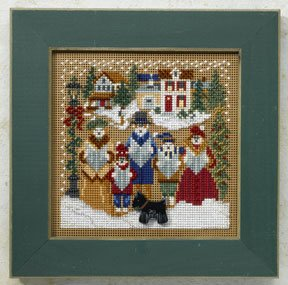Caroling - Christmas Village-MH148305- by Mill Hill