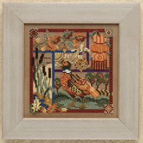 Pheasant sampler-MH149203- by Mill Hill