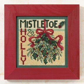 Mistletoe-MH149304- by Mill Hill