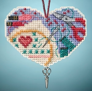 Love Stitching,MH163104,Mill Hill