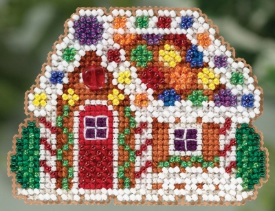 Gingerbread Cottage,MH185305,Mill Hill