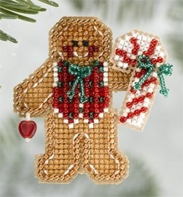 Gingerbread Boy,MH186306,Mill Hill