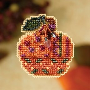 Jeweled Pumpkin,MH187205,Mill Hill