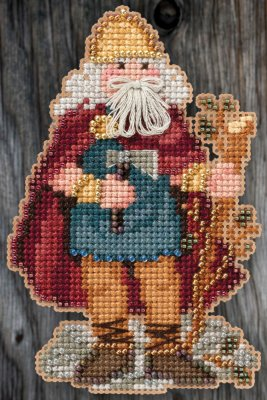 Celtic Wales Santa,MH205302 by Mill Hill