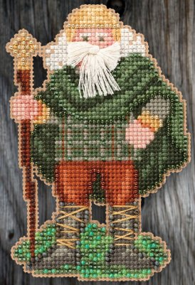 Celtic Ireland Santa,MH205303 by Mill Hill