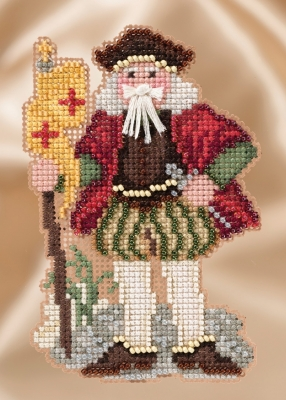 Renaissance Genoa Santa,MH201633,Mill Hill