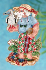 Christmas Island Santa-MH202303- by Mill Hill