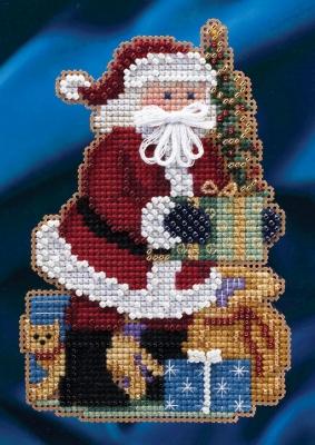 Merry Christmas Santa,MH204301,Mill Hill