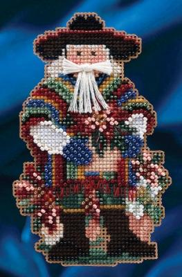 Feliz Navidad Santa,MH204303,Mill Hill