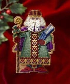 Saxony Santa,MH206303,Mill Hill